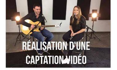Project visual Manon & Mika - Captation vidéo