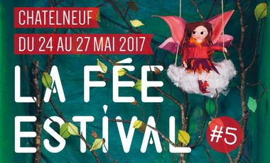 Visueel van project La Fée Estival fête ses 5 ans !