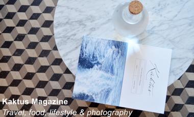 Visuel du projet Kaktus Magazine - Travel, food, lifestyle & photography