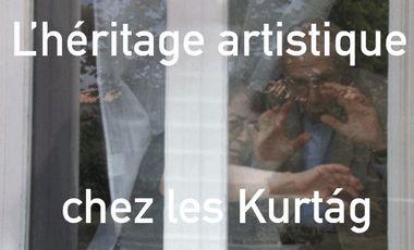Visueel van project L'héritage artistique chez les Kurtág