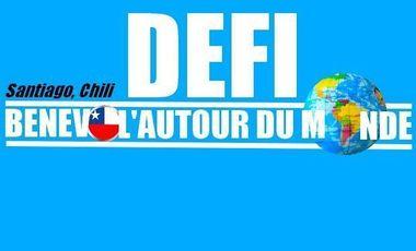 Visueel van project Défi Bénévol'Autour du Monde