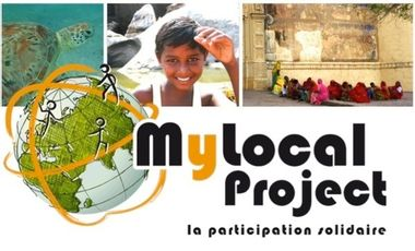 Visuel du projet MyLocal Project