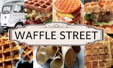 Project visual Waffle Street Food Truck