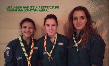 Project visual Les Compapeurs au service de Tamur Foundation Népal