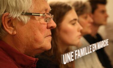Visueel van project Une famille en marche
