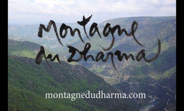 Project visual La Montagne du Dharma