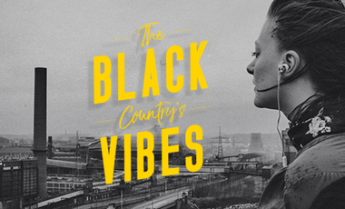 Visueel van project THE BLACK COUNTRY'S VIBES – EMISSION TELE