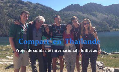 Project visual Compart' en Thaïlande
