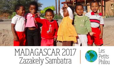 Visuel du projet Les Petits Philous à Madagascar