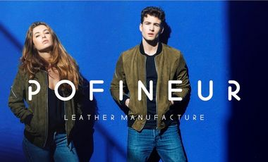 Project visual POFINEUR Leather Manufacture