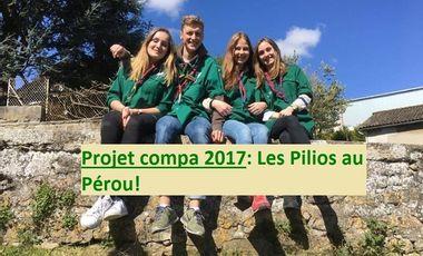 Project visual Projet compa 2017 : les Pilios au Pérou