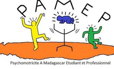 Project visual Les psychomotriciennes à Madagascar