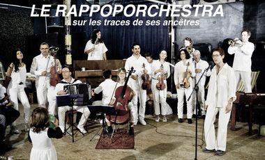 Project visual Le Rappoporchestra sur les traces de ses ancêtres