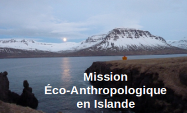 Visueel van project Mission Éco-Anthropologique en Islande