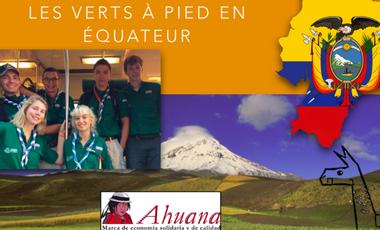 Visuel du projet Projet des Verts à Pied en Equateur