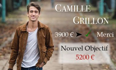 Visuel du projet Camille.G : Réalisation de mon premier EP !
