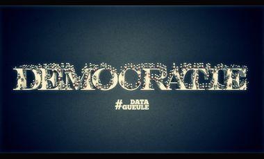 Project visual La démocratie n'est pas un rendez-vous.