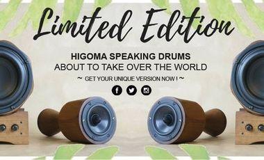 Visuel du projet Tambours parlants HiGOMA