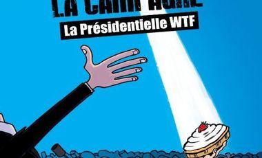 Project visual Le film 'Satire dans la Campagne : la Présidentielle WTF'