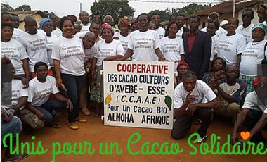 Visuel du projet Chocolaterie Solidaire dans le Val d'Oise