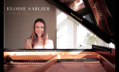 Visueel van project Graine de Sable, NEW ALBUM, Elodie Sablier
