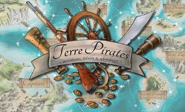 Project visual Terre Pirates : La chasse aux trésors !