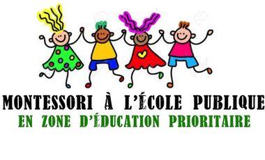 Visuel du projet MONTESSORI DANS LA CLASSE D'AURÉLIE!  éducation publique prioritaire