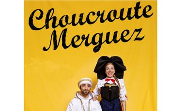 Project visual DVD Choucroute Merguez
