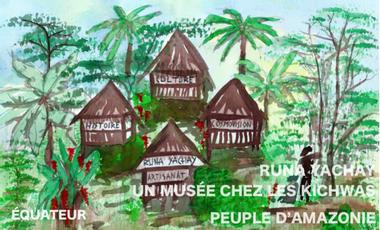 Visueel van project Un musée chez les Kichwas - Equateur