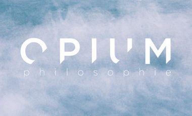 Project visual Opium Philosophie #1