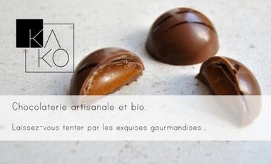Project visual Chocolaterie Kako