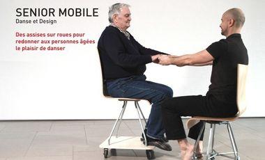 Visueel van project Senior Mobile