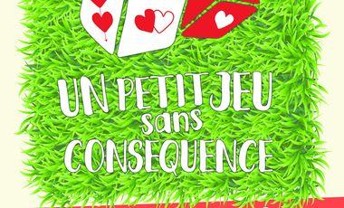 Visueel van project Un petit jeu sans conséquence à la Comédie de Paris
