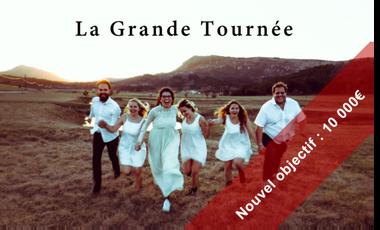 Visueel van project La Grande Tournée