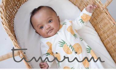 Project visual timirim - Vêtements pour bébé, bio, brésilien