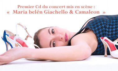 Visueel van project Maria Belen Giachello & Camaleon