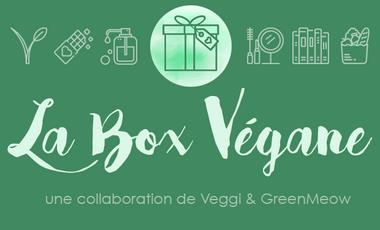 Visuel du projet La Box Végane