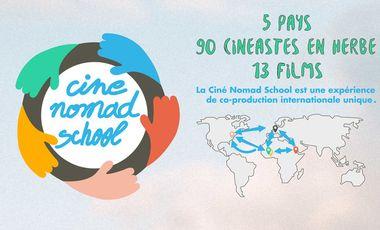 Visueel van project Cine Nomad School
