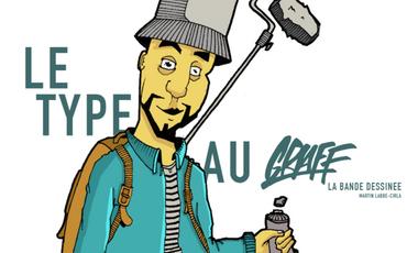 Visuel du projet LE TYPE AU GRAFF