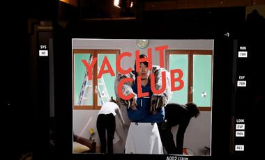 Project visual YachtClub : Le Clip !
