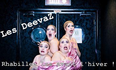 Visueel van project Les DeevaZ' : rhabillez les avant l'hiver !