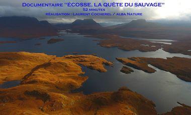 """Visueel van project """"Écosse, la quête du sauvage"""""""