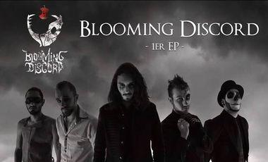 Visuel du projet BLOOMING DISCORD - 1er EP !