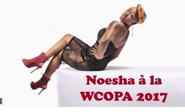 Project visual Noesha à la WCOPA 2017