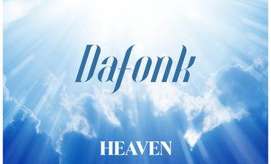 Visueel van project Heaven - Nouvel album de Dafonk