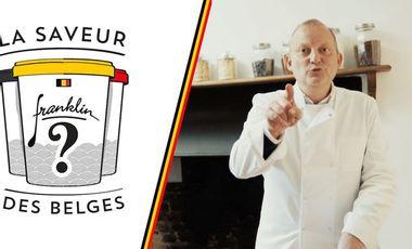 Visueel van project La saveur des Belges