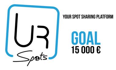 Visueel van project UrSpots - Your spot sharing platform