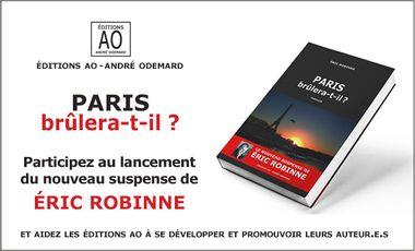 Visuel du projet Paris brûlera-t-il ?