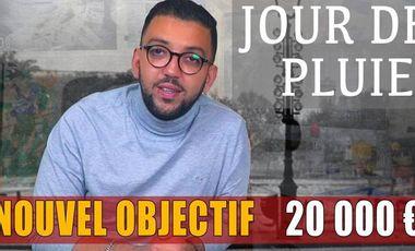 Project visual JOUR DE PLUIE - Un court-métrage de Jhon Rachid