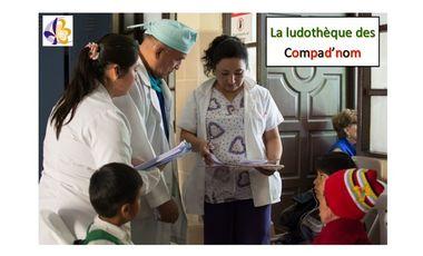 Visueel van project La ludothèque des Compad'nom